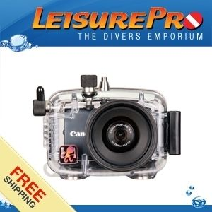 Ikelite Underwater Camera Housing for Canon PowerShot A3400 Is