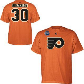 Philadelphia Flyers Ilya Bryzgalov Orange Winter Classic 2012 Jersey T