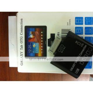 EUR € 3.03   OTG Kit de conexión y lector de tarjetas para Samsung