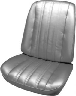 1966 66 Chevy Impala Bucket Seat Cover Upholstery Coupe