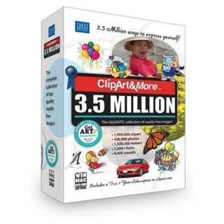 Imsi Software Publishing Cam3 5mbx01 Clipart more 3 5 Million Clipart