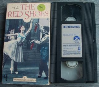 LOT 2 The Five Pennies THE RED SHOES classics Academy Award