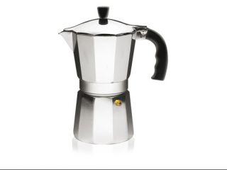 IMUSA Stovetop Espresso Coffeemaker 6 Cup Coffee Espresso Maker