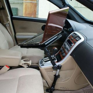 New Car Truck Laptop Notebook Stand Floor Mount Kit