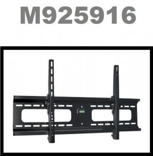 Tilt Tilting Flat Panel Wall Mount Bracket Fits for 37 58 LED LCD