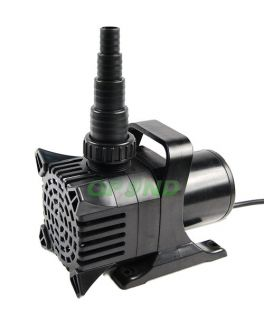 2000GPH Magnetic Driver Water Pump 4 Water Garden Waterfall Fish Pond
