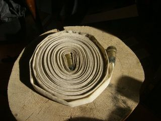 inch Lay Flat Garden Hose Fire Hose Used But in Great Shape