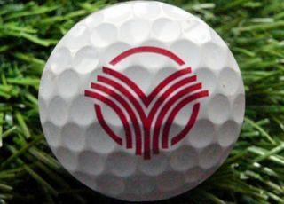 The Vintage Club Indian Wells Logo Golf Ball