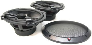 FOSGATE T1692 2 WAY 6 X 9 FULL RANGE COAXIAL SPEAKERS POWER SERIES