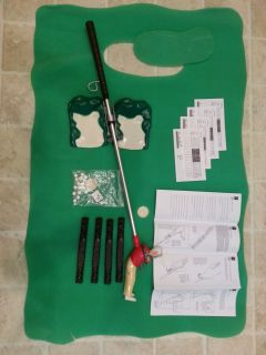 Arnold Palmer Indoor Mini Miniature Golf Game