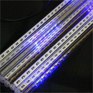 110 220V Meteor Shower Rain Tube Light Indoor Outdoor Xmas Tree