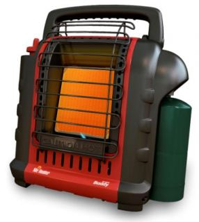 Mr Heater Portable Buddy Propane Gas Heater MH9BX Indoor Outdoor New