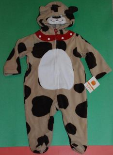 Carters Infant Puppy Dog Costume 6 9 M Carnevale Cane