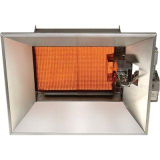 Sunstar Heating Products Infrared Ceramic Heater LP 26K BTU SGM3 L1