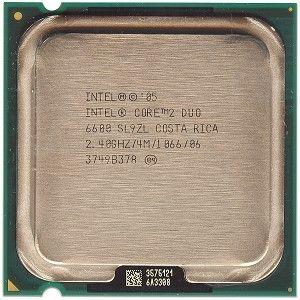 Intel Core 2 Duo E6600 2 4GHz LGA 775 Processor Costa Rica