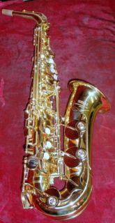 Yamaha YAS 52 Saxophone Alto Sax Musical Instrument