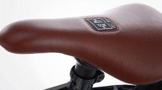 2013 Fit Justin Inman 2 Gloss Black Chrome Complete Bike BMX s M