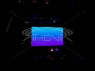 Innovatek 7 Car in Dash LCD TV Unit Non Motorized Single DIN Model in