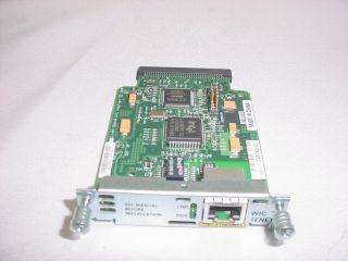 Cisco WIC 1ENET Ethernet Wan Interface Card