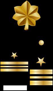 WWII Major 10K Gold Oak Leaf Rank Insignia Pin A E Co