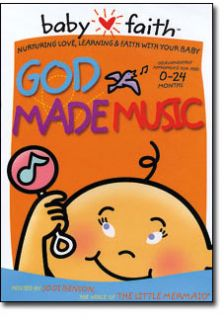 DVD Set God Made Me Animals Families Music Christmas Children