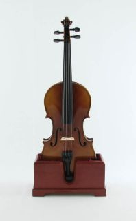 Vienna Strings Violin Stand Hardwood Box Stand