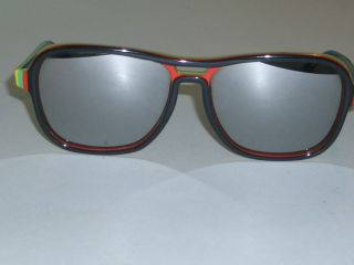 1960s B L RAY BAN FULL SILVER MIRROR G31 LENS STATESIDE SUNGASSES MINT