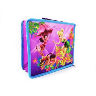 Disney Tinkerbell Fairies Insulated School Lunch Bag Tote