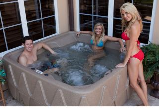 Dream Maker Spa Hot Tub x 500 Portable Dreammaker