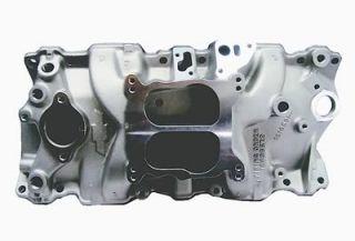 GM ZZ4 Intake Manifold 10185063 Chevy SBC 283 327 350 Fits Stock Heads