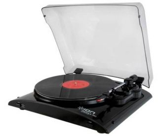 Ion Audio Profile Pro USB DJ Turntable