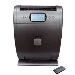Built in HEPA Ionizer 4 Filter System Air Cleaner Purifier with Remote