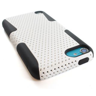 Hybrid Gel Hard Case Cover for Apple iPod Touch 5 5g Accessory