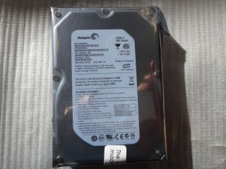 New Seagate 500GB,Internal,7200 RPM,3.5 IDE PATA (ST3500830ACE) Hard
