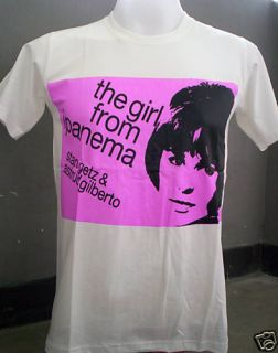 The Girl from Ipanema Bossa Nova T Shirt