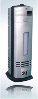 Ionic Air Purifier Pro UV Ozone Breeze Cleaner Ionizer 04S