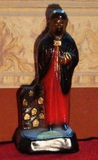 Exu Porteira Statue Santeria Umbanda Voodoo Brasil
