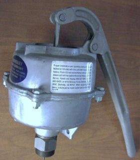 Water Pump Hand Primer Model 6d Han Dee Water Truck Irrigation