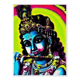 Lord Krishna 2 Poster
