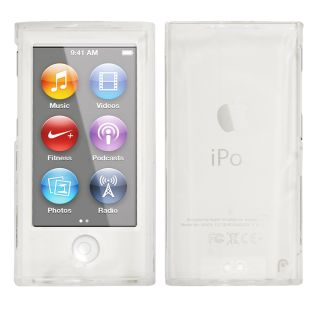 Series Crystal Case for Apple iPod Nano 7th Generation Clear