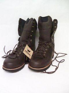 Irish Setter 400G Thinsulate Waterproof 9 Boots Mens 10 5D 804