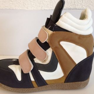 2012 Wedge Bekett Bazil Sneakers Marant ish Sz US 9 Sold Out