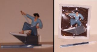 Lupin III 3rd Goemon Ishikawa Action Figur Hachette