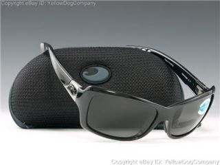 Costa Del Mar Womens Islamorada Polarized Sunglasses Black Gray IL11