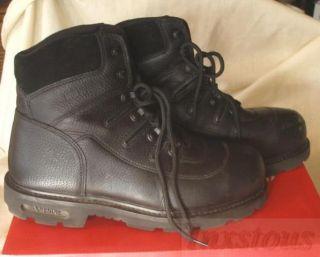 Wolverine Mens Iron Ridge 6  St Boots 01401 10 5 Black
