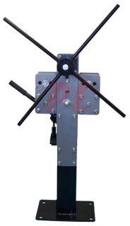 Sheet Metal Pedestal Band Ring Steel Roller Roll Metal Fabrication
