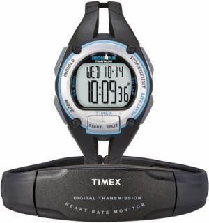 TIMEX IRONMAN TRIATHLON ROAD HEART RATE MONITOR RUNNING WATCH TEAL