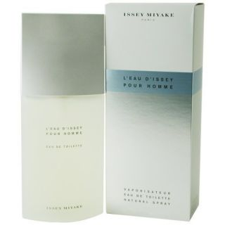 LEAU DISSEY ISSEY MIYAKE Cologne for Men 6 7 oz NEW IN BOX