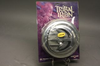 Harley Tribal Iron Air Cleaner Cover Kit