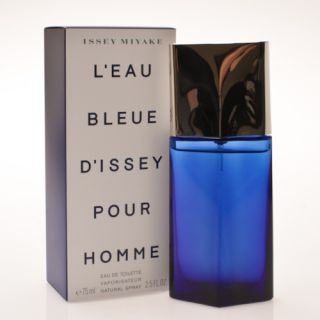 Issey Miyake LEau Bleue DIssey Pour Homme 2 5 oz EDT Cologne